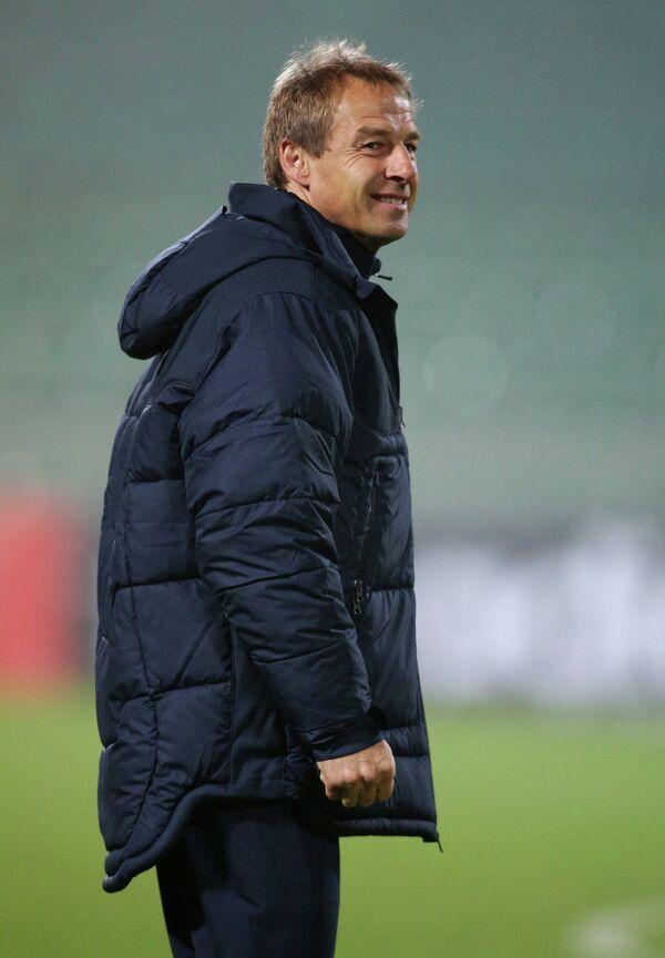 Jurgen Klinsmann - Sputnik International