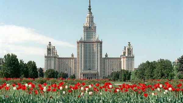 Moscow State University (MSU) - Sputnik International