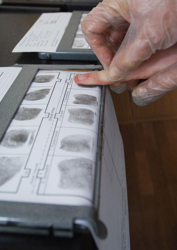 Russia Wants to Fingerprint All Foreigners Applying for Visas - Sputnik International
