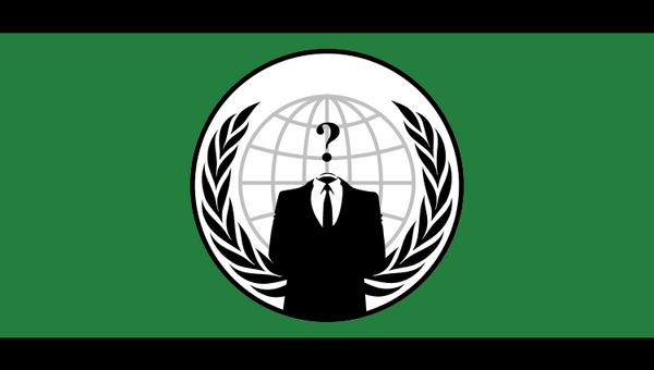 Anonymous group - Sputnik International