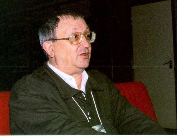 Boris Strugatsky - Sputnik International