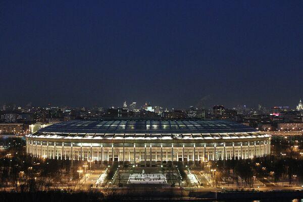 Luzhniki Stadium - Sputnik International