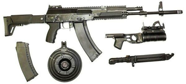 Russian Military May Soon Adopt New Kalashikov Assault Rifle - Sputnik International