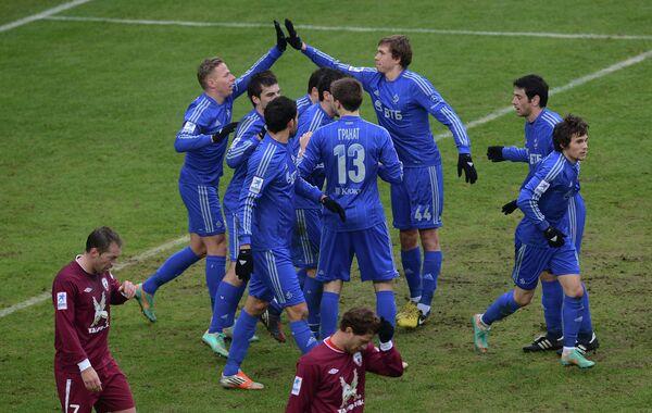 Dynamo Cruise to 3-0 Win Over Rubin       - Sputnik International