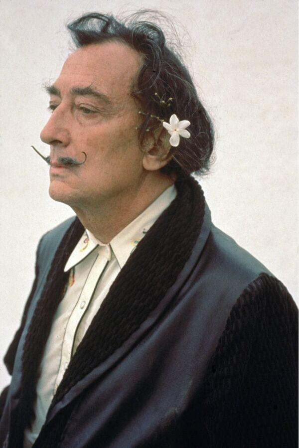 Salvador Dali. Archive - Sputnik International
