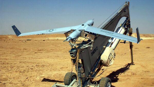 US States Vie for Drone Test Sites - Sputnik International