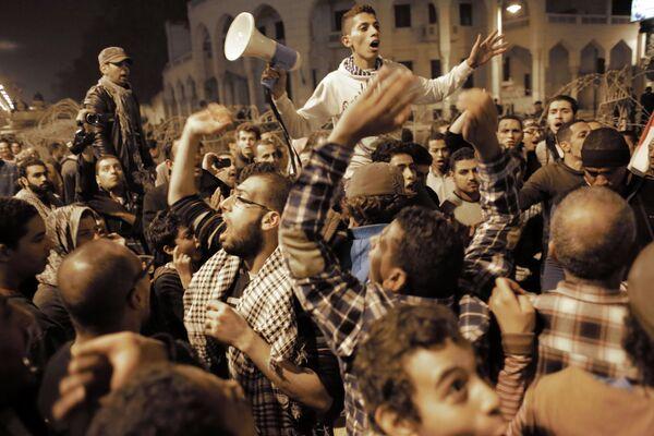 Opposition Rally in Egypt - Sputnik International