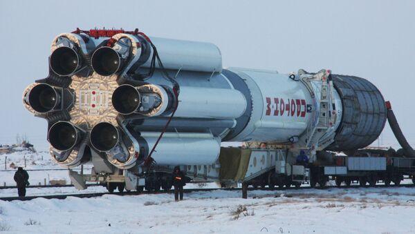 Russia Launches $70 Bln Space Program for 2013-2020 - Sputnik International