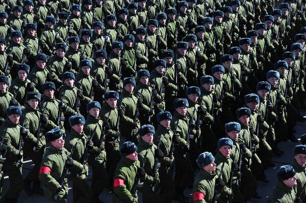 Russia Needs Million Under Arms Says Kremlin Chief of Staff - Sputnik International