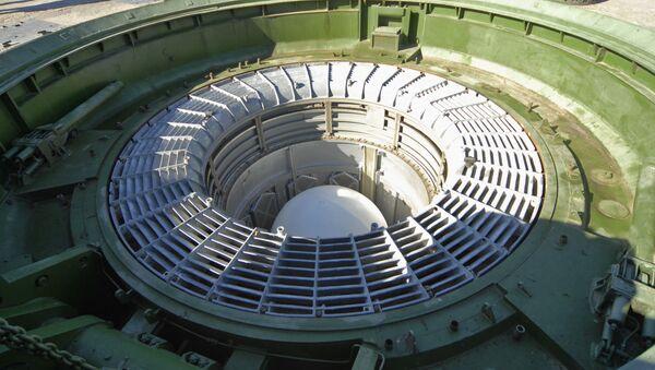 Sarmat intercontinental ballistic missile complex - Sputnik International
