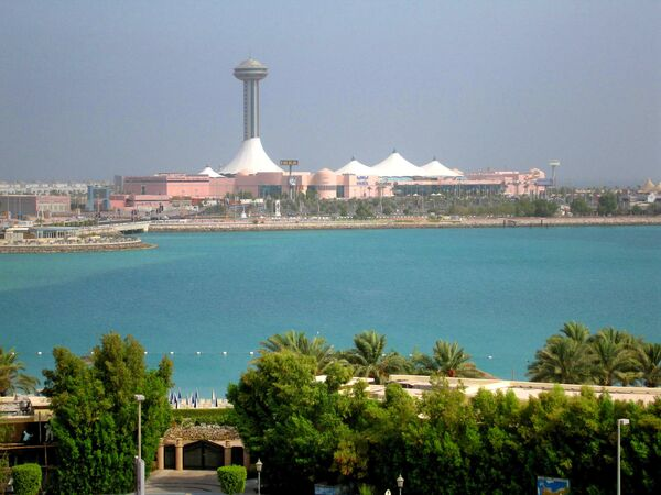 Abu Dhabi to Invest $5Bln in Russia - Sputnik International