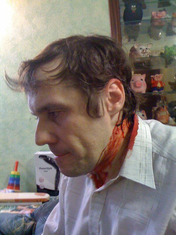 Mikhail Anshakov - Sputnik International