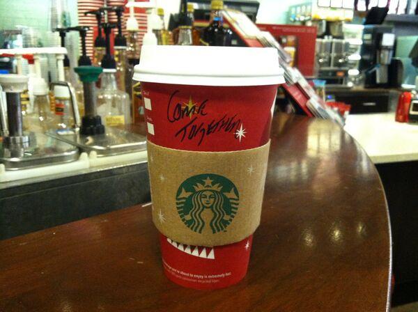 Starbucks cups - Sputnik International