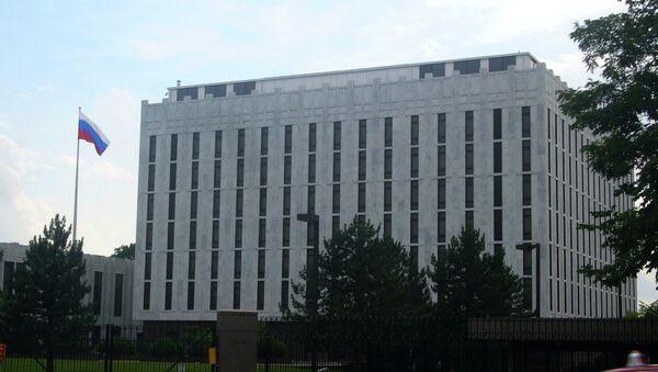 Russian Embassy in Washington, USA - Sputnik International