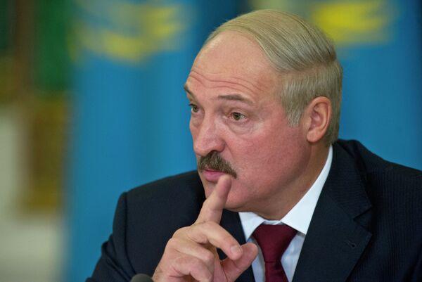 Alexander Lukashenko - Sputnik International