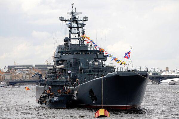 Russia to Hold Large-Scale Mediterranean, Black Sea Naval Drills - Sputnik International