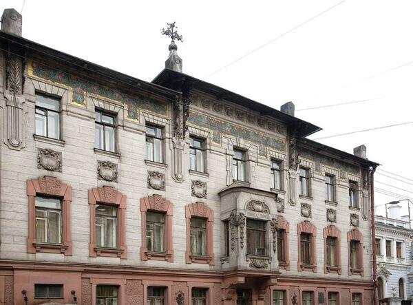 Nabokov museum in St. Petersburg (archive) - Sputnik International