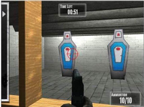 NRA Releases Kids Shooting Game - Sputnik International