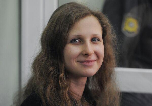 Maria Alyokhina - Sputnik International