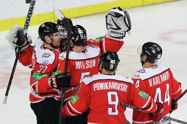 Donbass Strengthens KHL Playoff Bid With Win - Sputnik International
