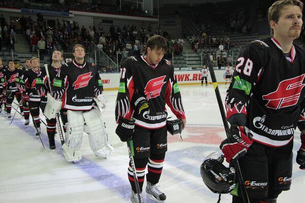 Hockey: Omsk Team Parts Ways With American Forward - Sputnik International