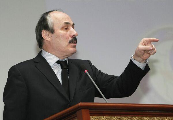 Ramazan Abdulatipov - Sputnik International