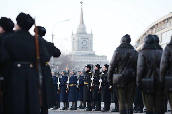 Russia Marks Stalingrad Victory - Sputnik International