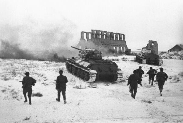 The Battle of Stalingrad: Archive Photos - Sputnik International