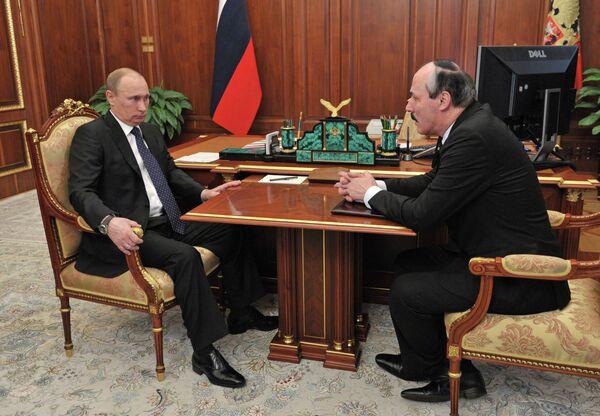 Putin Calls for Ethnic Balance in New Dagestan Leadership - Sputnik International