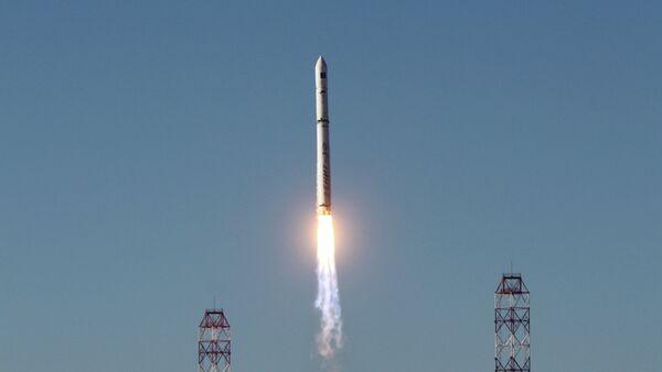 Zenit Engine Worked Normally - Roscosmos - Sputnik International