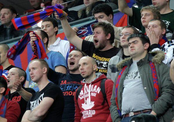 CSK fans - Sputnik International
