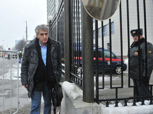 Leonid Gozman - Sputnik International