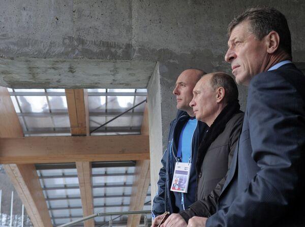 IOC Finds Sochi Preparation 'Difficult to Believe' - Sputnik International