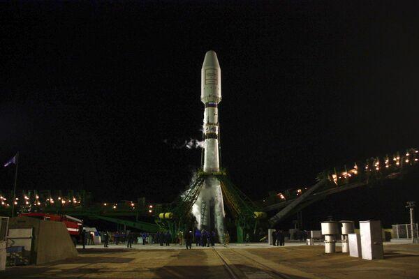 Russia Launches Six Globalstar-2 Satellites - Sputnik International