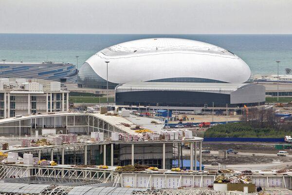 Russian Govt Denies Waste Problems at Olympic Sites - Sputnik International