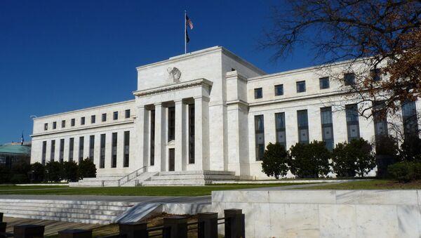 Federal Reserve System headquarters - Sputnik International