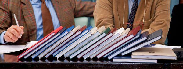 10% of Recent Russian PhDs 'Plagiarize' – Russian State Library - Sputnik International