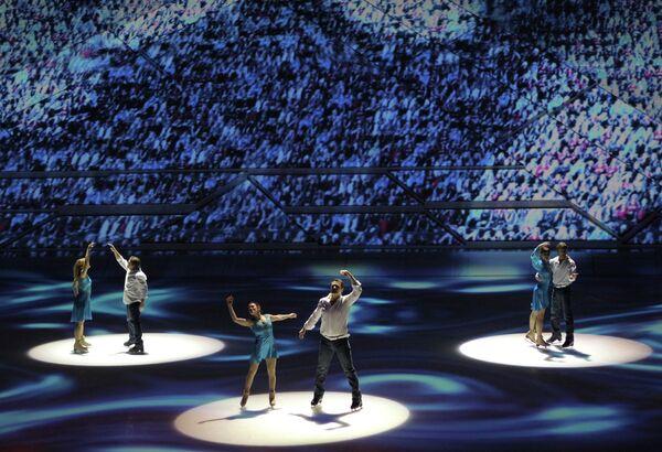 Russia Marks Year to Go Until Sochi Olympics - Sputnik International