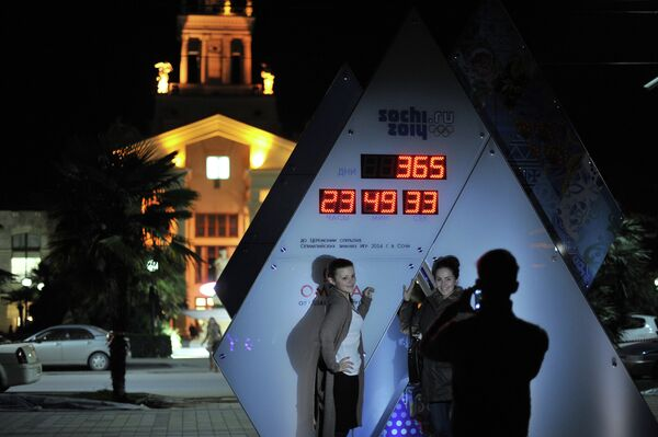 Seven Days in Photographs, February 2-8, 2013 - Sputnik International