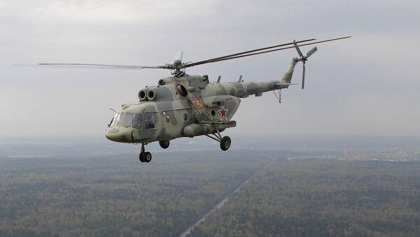 Mi-17 rotary-wing aircraft (archive) - Sputnik International