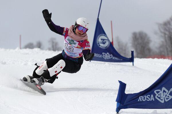 Sochi Extreme Park Faces Final Test - FIS - Sputnik International
