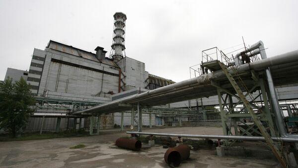 Chernobyl NPP - Sputnik International
