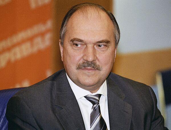 Vladimir Pekhtin - Sputnik International