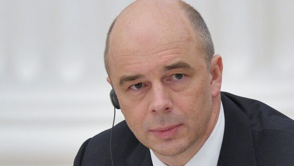 Anton Siluanov on the G20 Finance Ministers' meeting - Sputnik International