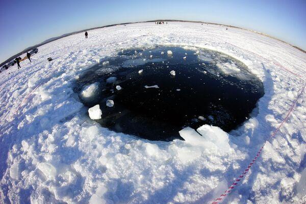 Largest Piece So Far of Chelyabinsk Meteorite Found – Scientists - Sputnik International