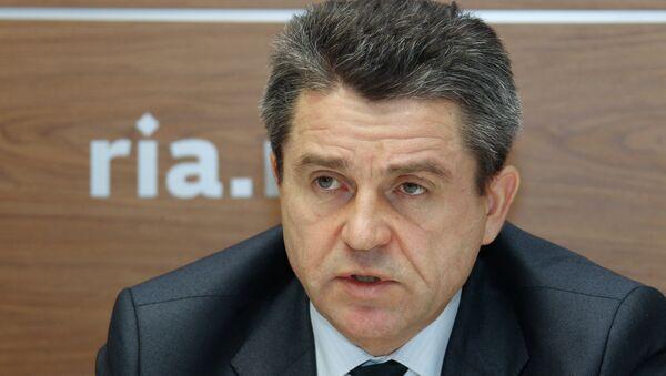 Investigative Committee spokesman Vladimir Markin - Sputnik International