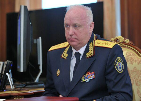 Investigative Committee chief Alexander Bastrykin - Sputnik International