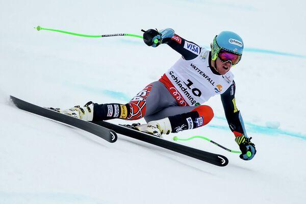 Ted Ligety at the world championships in Schladming, Austria - Sputnik International