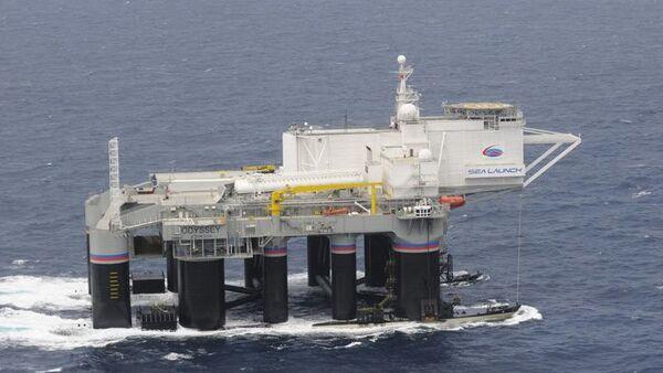 Sea Launch platform (Archive) - Sputnik International
