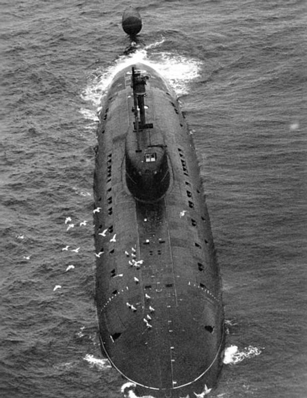 The K-239 Karp (Carp) - Sputnik International
